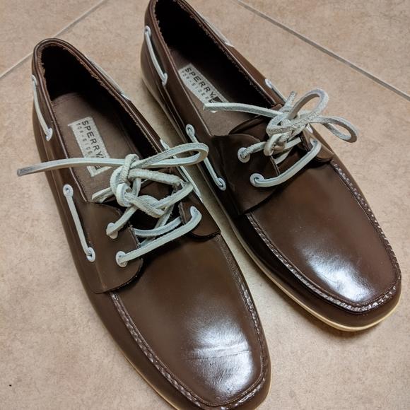 Topsider Rubber Waterproof Shoe Size 9